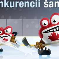 Kreslený banner firmy All4shop.sk