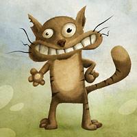 Hroch - dětská ilustrace