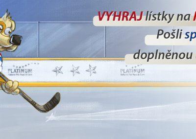 Ilustrace pro banner k MS v hokeji