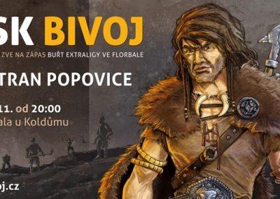 SK Bivoj - ilustrace billboardu