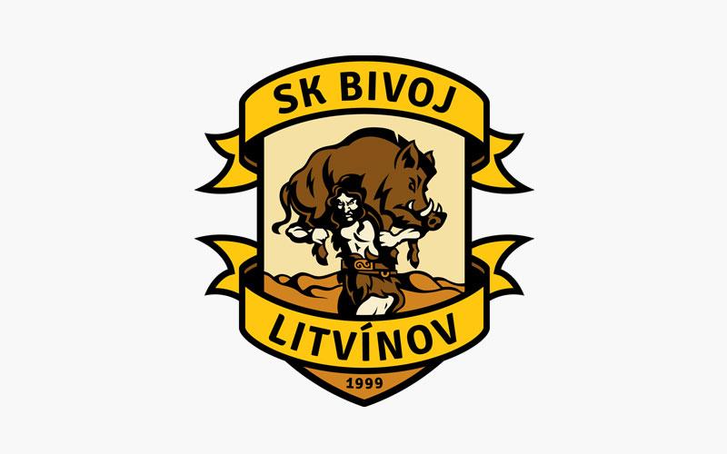 Nové logo SK Bivoj Litvínov